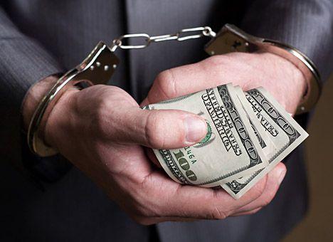 Минюст предложил смягчить наказание за коррупцию для высших чиновников