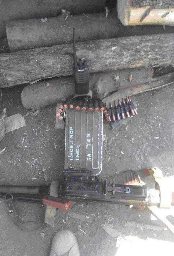 Украинские военные нашли очередное доказательство присутствия России на Донбассе