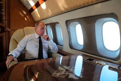 Путин предложил создать сверхзвуковой пассажирский самолет