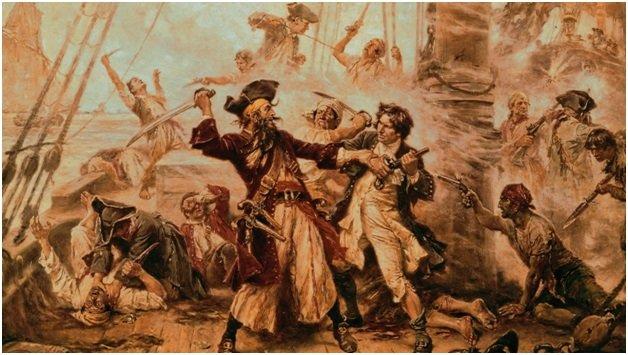 Пираты Вест-Индии и Индийского океана