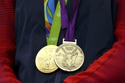 Прославленная советская гимнастка Ольга Корбут продает с аукциона свои олимпийские медали