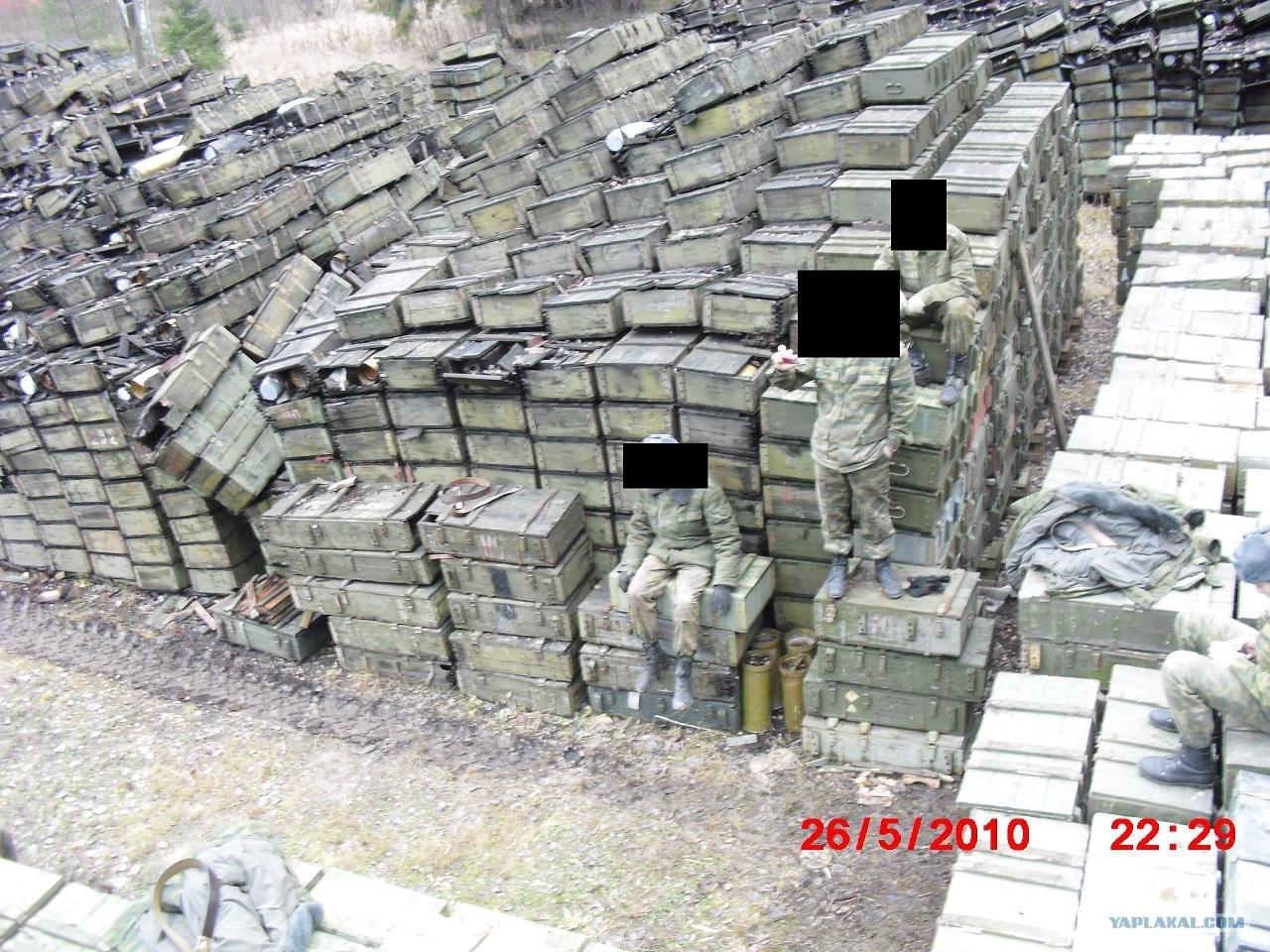 В России загорелся склад с 13-ю миллионами единиц боеприпасов - Цензор.НЕТ 4369