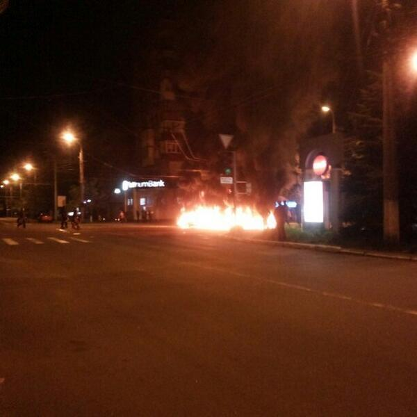 В Мариуполе началась полномасштабная акция хунты