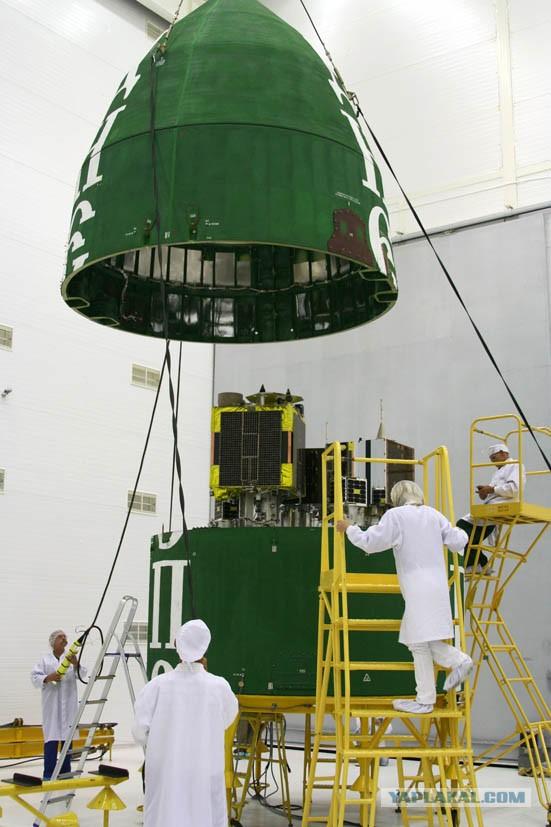 «Сатана» успешно вывела на орбиту 33 спутника