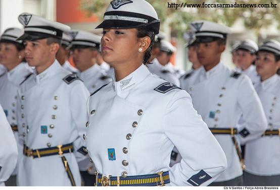 Бразильянки в армии