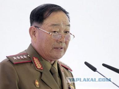 В КНДР министра расстреляли из зенитного орудия
