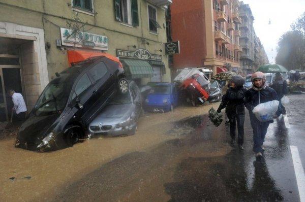 Кошмар в Генуе