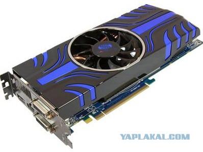 Видеокарта Radeon Toxic HD5850 продам
