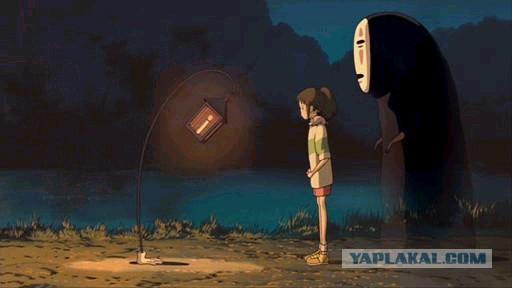 Какой-то мультфильм напоминает...