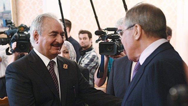Командующий ливийской армией попросил у России военной помощи