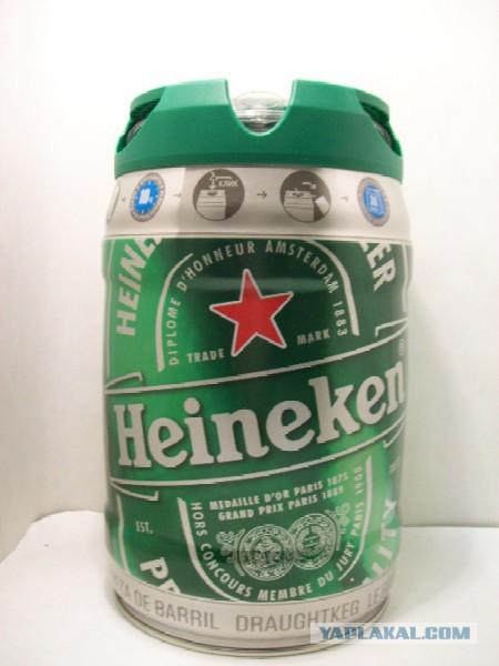 Пиво в кеге (бочонок) продаю