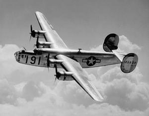 В Латвии почтят память американских летчиков, сбитых советским истребителем