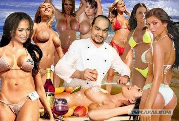 фотошоп голых девушек