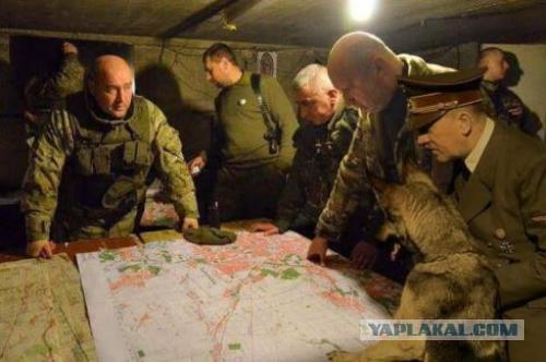 НАТО готовится ввести войска в Донбасс