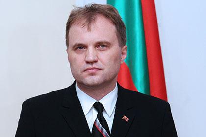 Президент Приднестровья распорядился готовиться к присоединению к России