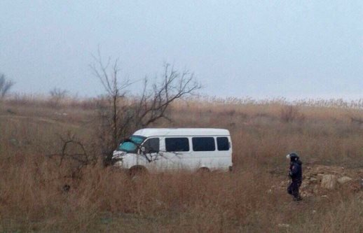 Один из напавших на астраханских полицейских был водителем маршрутки