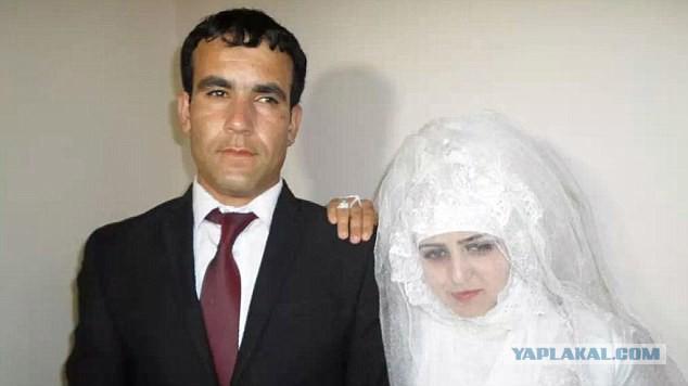 Невеста не смогла доказать жениху, что она девственница, и покончила с собой
