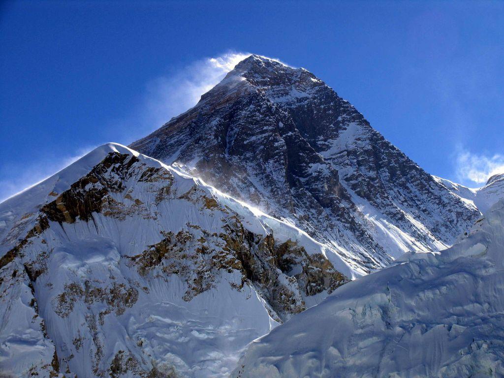 Высота Эвереста Гора Эверест  YouTube