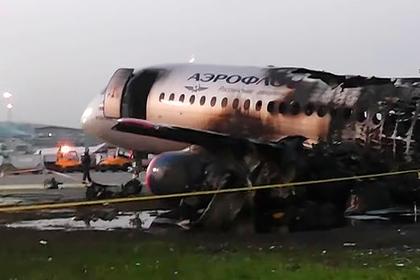 Названы ошибки пилотов сгоревшего в Шереметьево самолета - не выключили двигатель после посадки и не закрыли окно