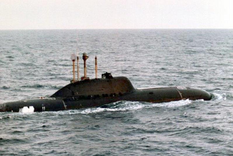 к 316 подводная лодка