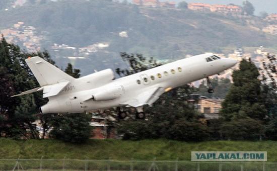 Во Внуково разбился частный самолет