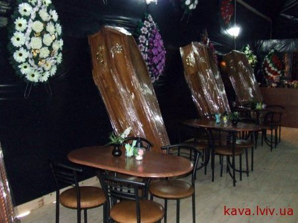 Гробовых дел мастера из Трускавца