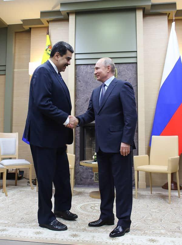 Россия предоставит Венесуэле $5 млрд и 600 тыс тонн зерна