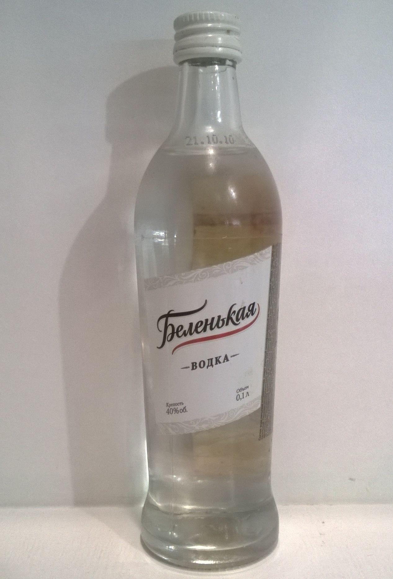 Как из спирта сделать водку хорошего 62