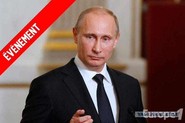 Владимир Путин: На юго-востоке Украины не было