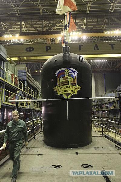 Какие корабли получит ВМФ России в 2013 году?