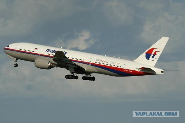 Пропавший Boeing 777-200er рейс 370 найден?