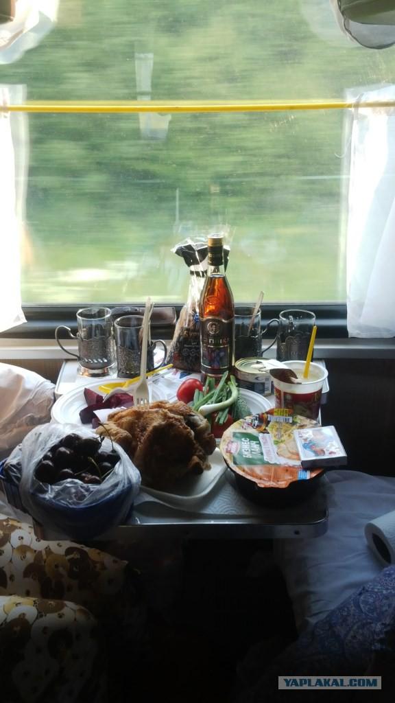 Поездка в деревню в Луганской обл.