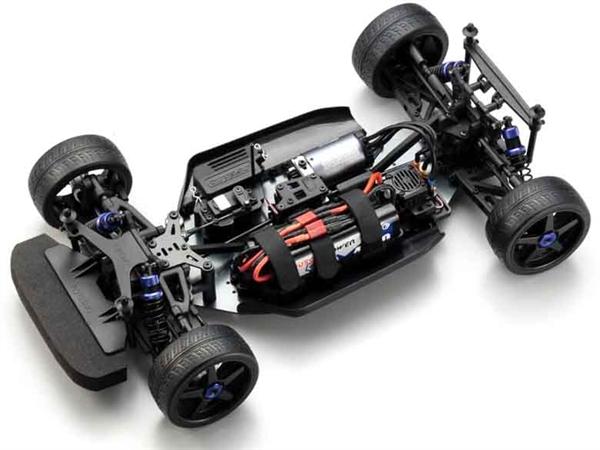 Модель электро on-road car Kyosho Inferno GT2 VE