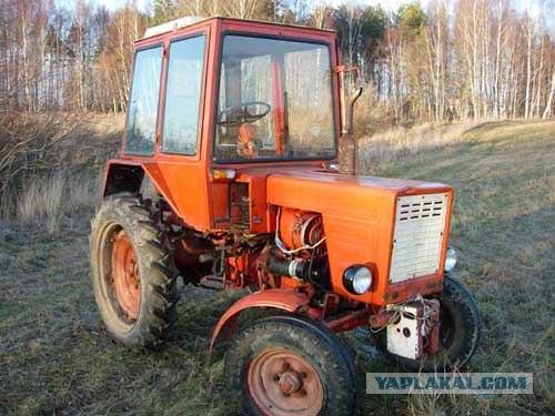 Продам трактор Т-25 в нормальном состоянии, малая наработка.  Цена 100 тыс. рублей Находится в Ярославской области