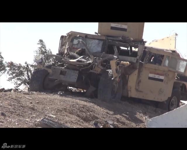 Результат нападения террористов на иракскую базу