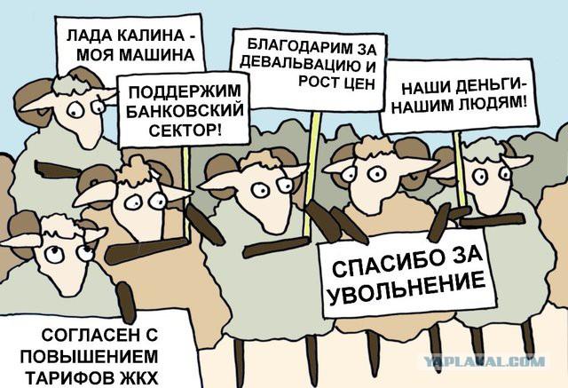 Россияне могут жить не хуже шейхов