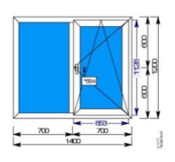 Продам окна ПВХ дешевле рынка