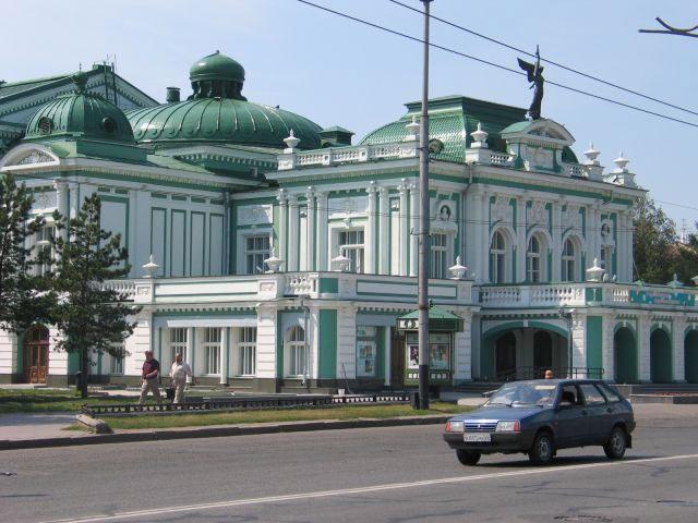 """Победителями стали учащиеся омского лицея 64 с проектом """"О-Омск! """" с необычным PR своего города."""