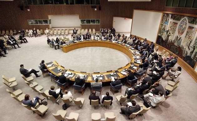 Россия в июне возглавит Совет Безопасности ООН