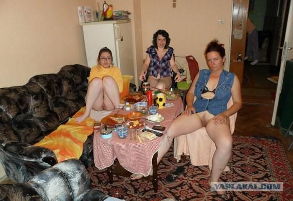 частные фото пьяных женщин
