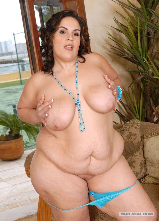 Фото голой толстой девушки