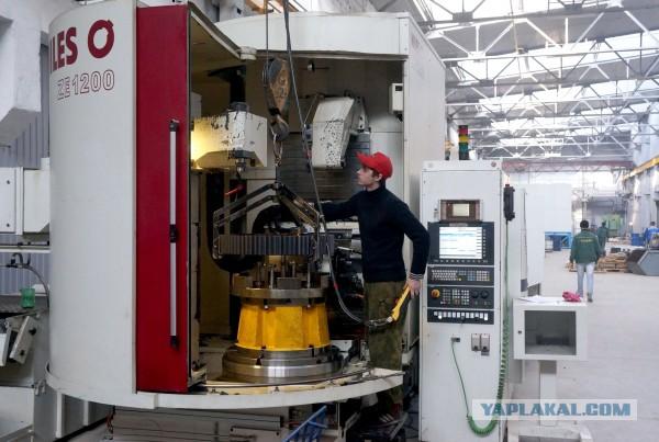 В Ростовской области заработал украинский завод