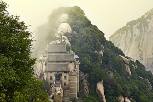 Хуашань - лестница в небеса