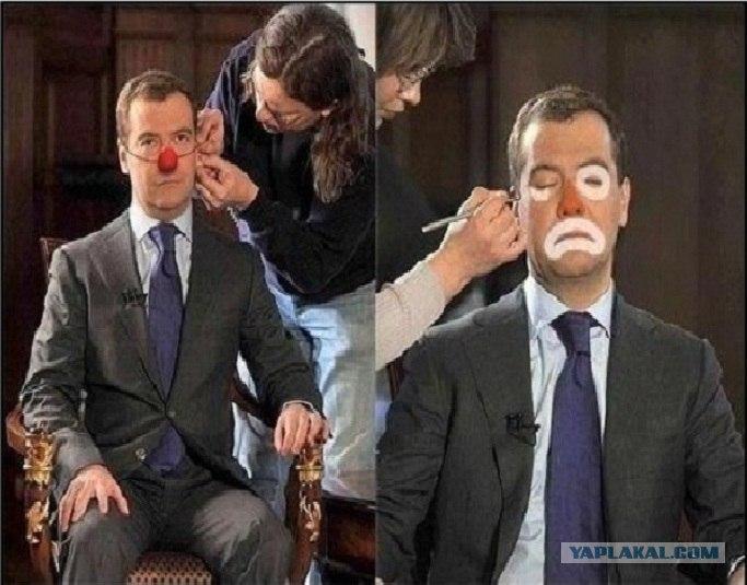 Медведев едет с инспекцией в оккупированный Крым - Цензор.НЕТ 4024