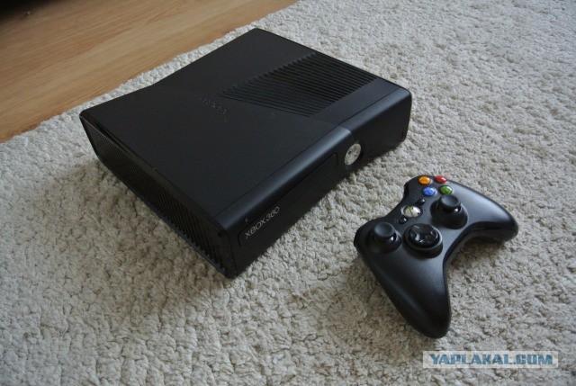 Xbox 360 Slim прошитый