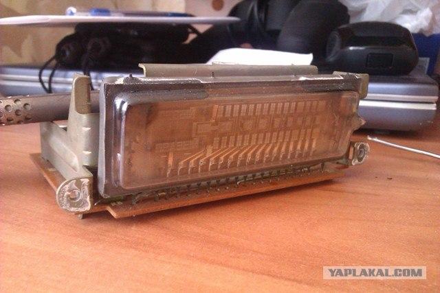 Ремонт усилителя Radiotehnika