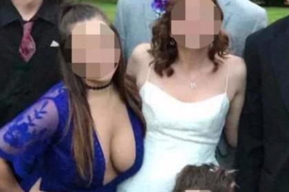 Троллинг невесты с маленькими сиськами