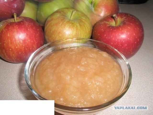 Как приготовить пюре из яблок в домашних
