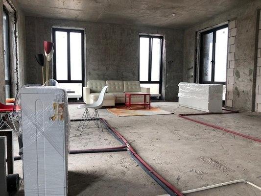 В Москве за 21 миллион продают квартиру с необычным ремонтом