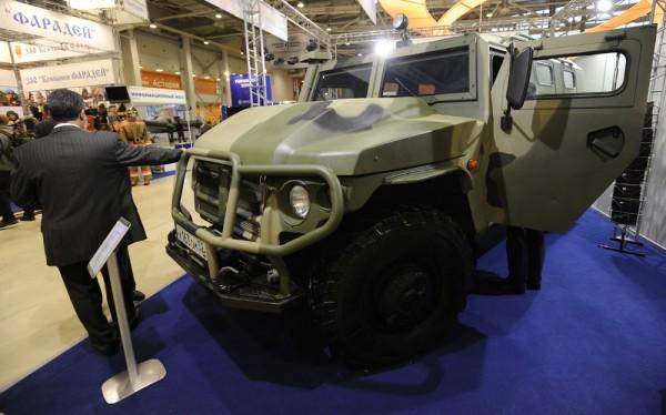 Скандал вокруг закупки военной техники для России